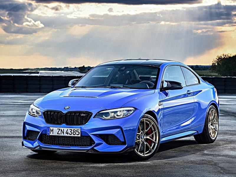 BMW M2 получила 450-сильный мотор