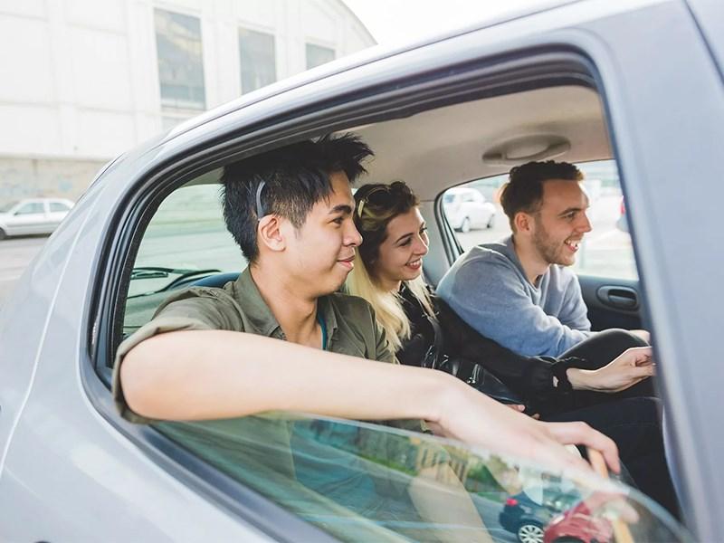 Минтранс собирается установить жесткие ограничения для совместных поездок Фото Авто Коломна