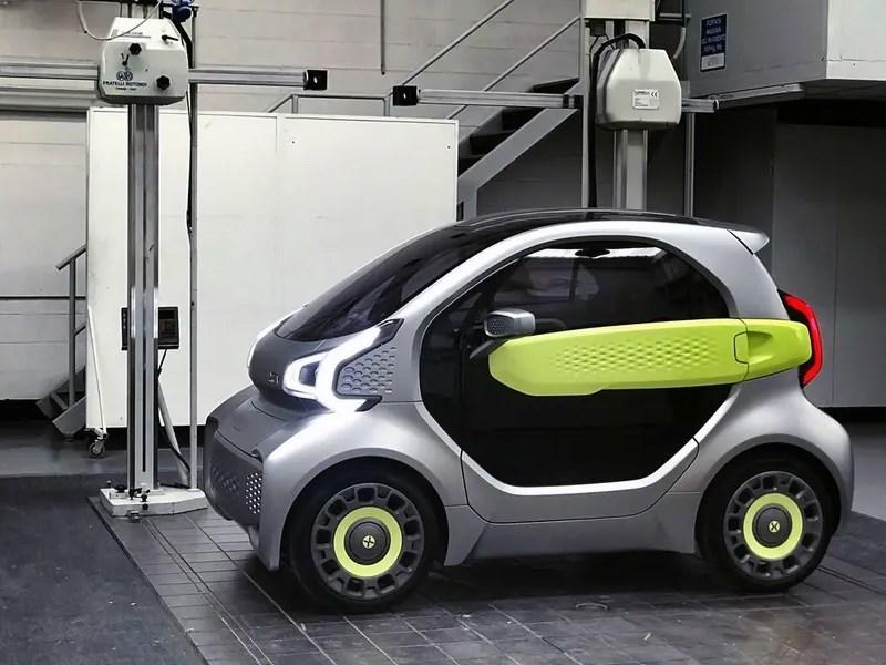 Китайцы начнут печатать автомобили на 3D принтерах