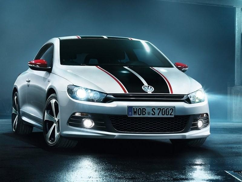 Volkswagen Scirocco GTS уже в продаже