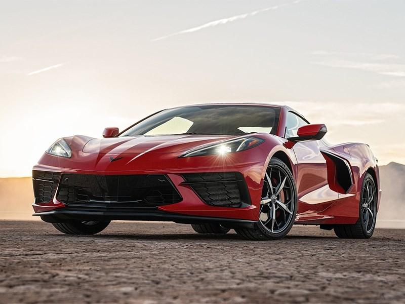 Chevrolet сделает новый Corvette 1000-сильным гибридом