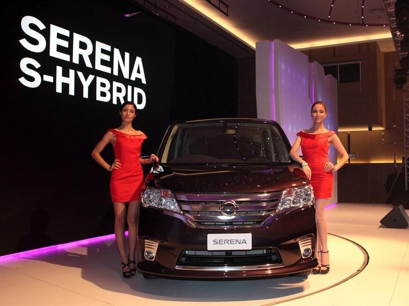 Nissan выходит на рынок беспилотных автомобилей
