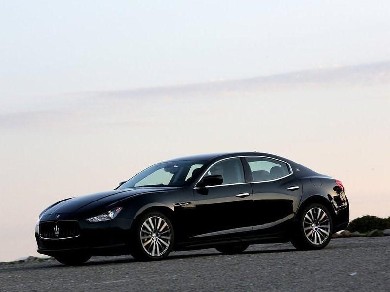 Продажи Maserati на российском рынке сократились на 42 процента - автоновости