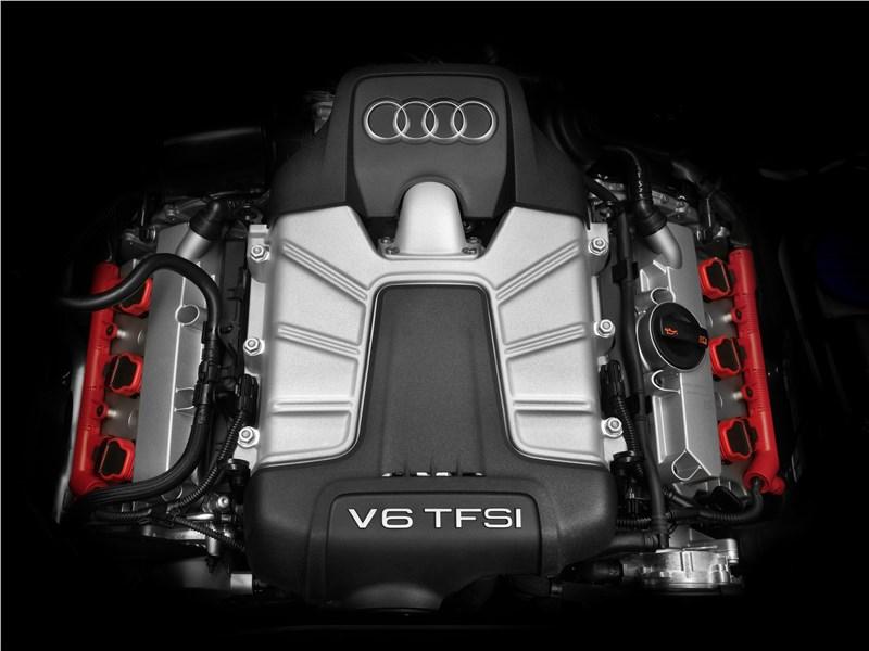 Audi SQ5 3.0 TFSI 2018 двигатель