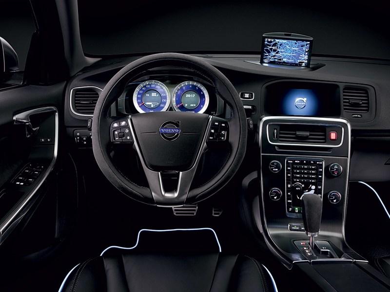 Volvo Обухов Инжиниринг V60 водительское место