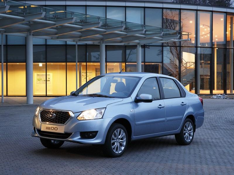 Datsun начал поставлять on-DO с «коробкой-автоматом» на внешние рынки