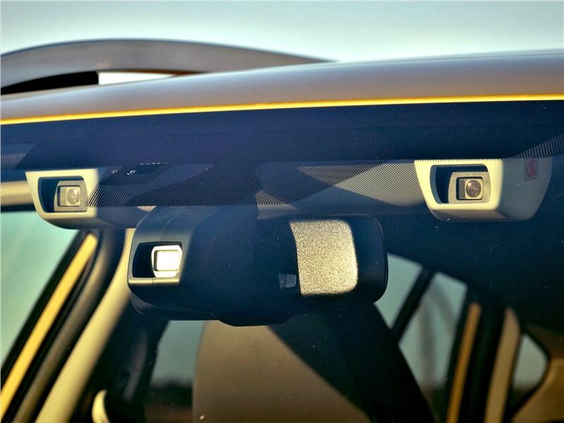 Subaru XV (2022) камеры системы EyeSight