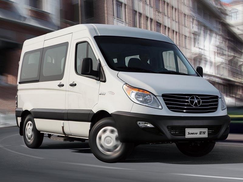 МАЗ будет собирать китайскую копию Mercedes Benz Sprinter
