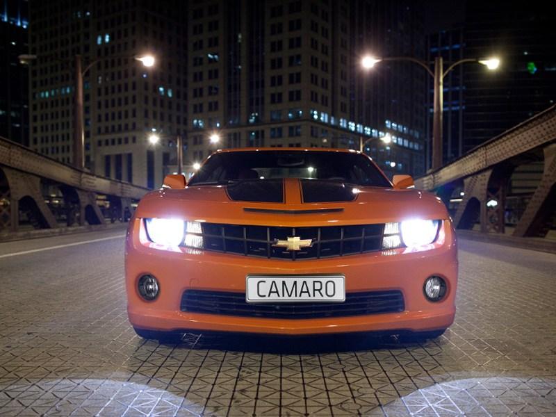 Chevrolet Camaro 2009
