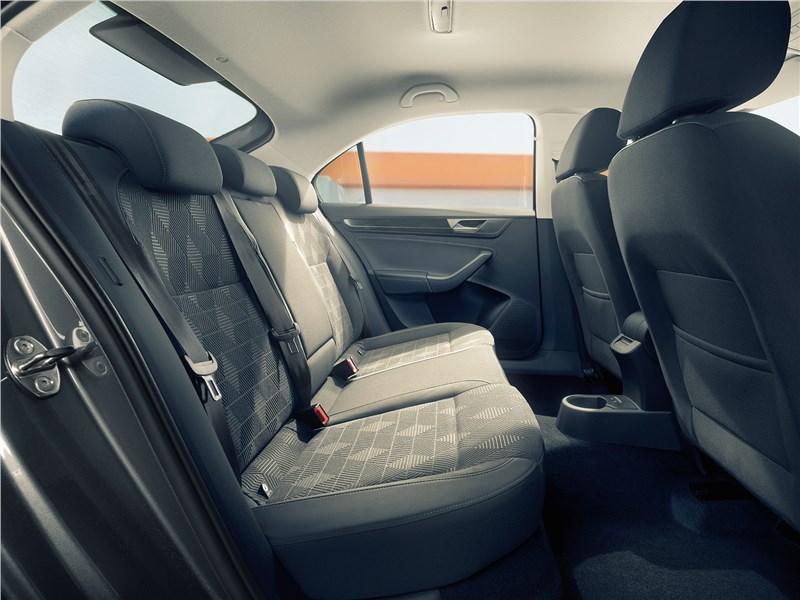 Volkswagen Polo Sedan 2020 задний диван