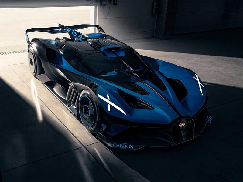 Bugatti выпустили акустическую систему