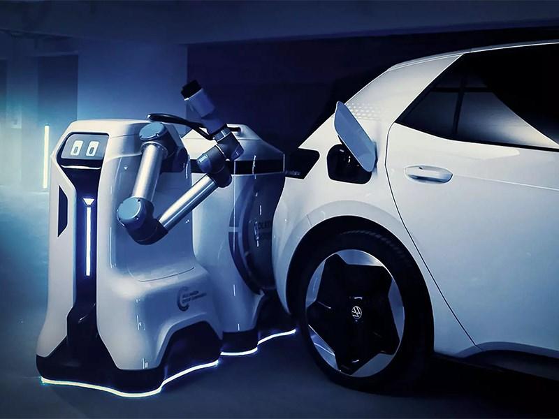 Volkswagen создает империю роботов