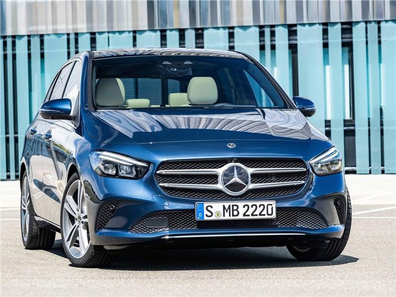 В России отзывают автомобили Mercedes