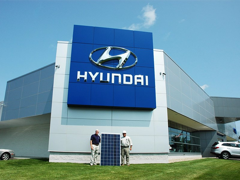 В Hyundai боятся делать электромобиль с Apple