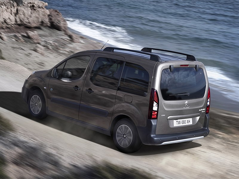 Peugeot Partner получит новое «сердце»