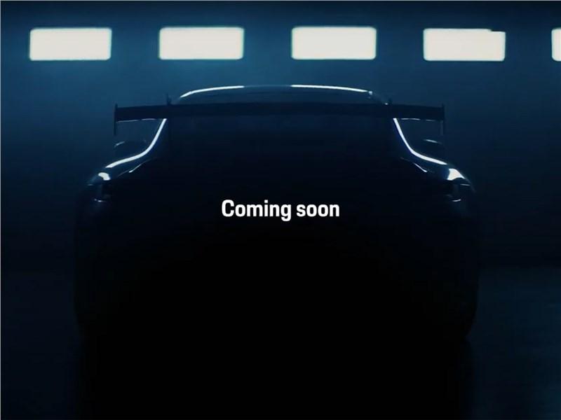 В Porsche показали новый 911 GT3