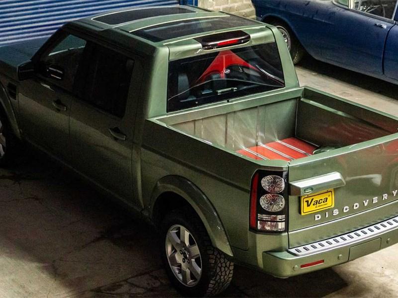 Мексиканцы адаптировали Land Rover Discovery под себя