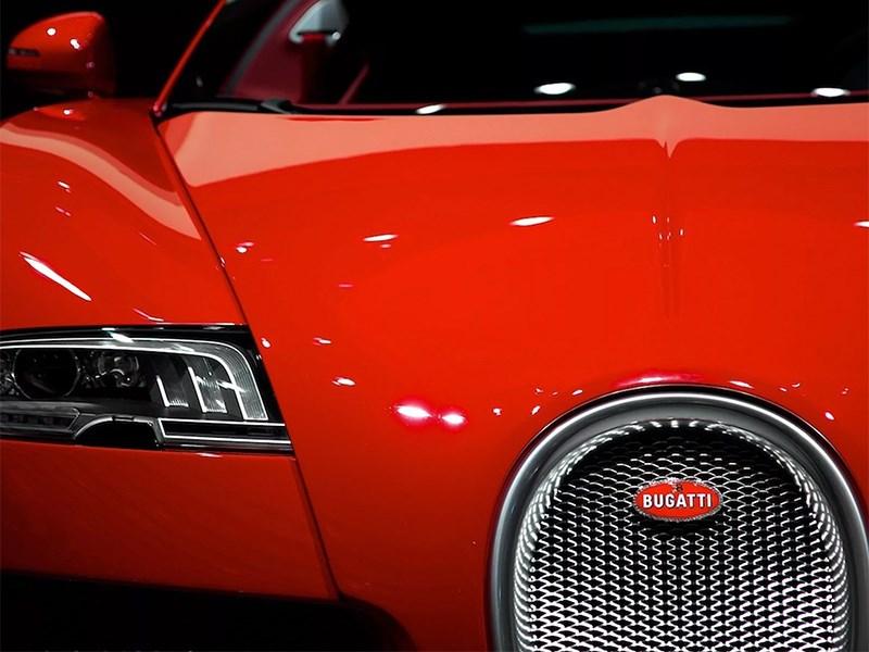 Bugatti передадут хорватам?