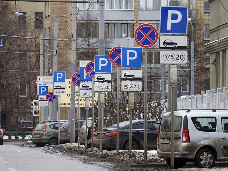 Русская православная церковь выступила против платных парковок