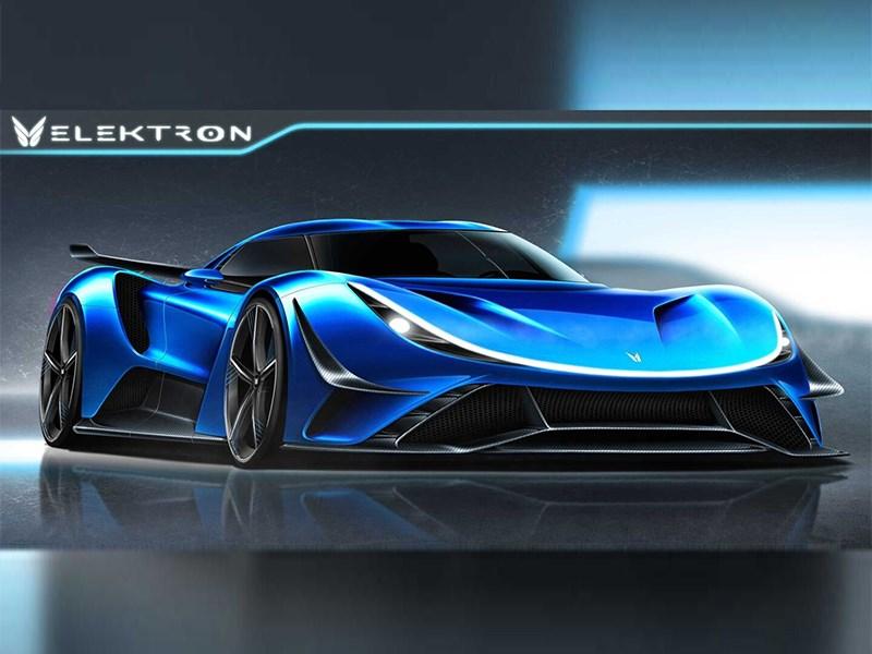 В Германии создают самый быстрый спорткар на планете