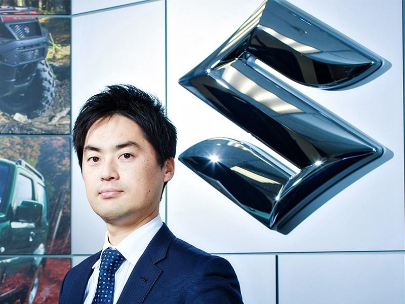Suzuki представила новую стратегию развития