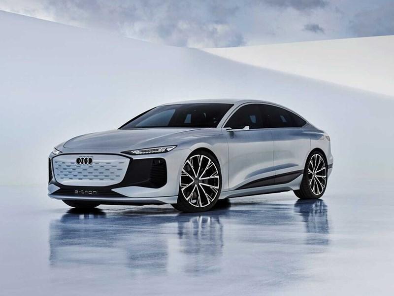 Audi представила прототип нового A6