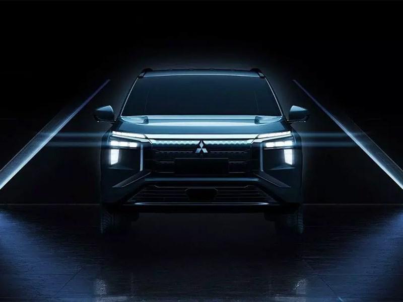 Mitsubishi раскрыл модель Airtrek