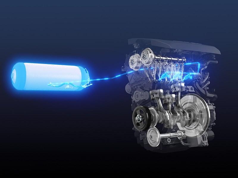 Toyota разрабатывает водородный двигатель для гоночных машин