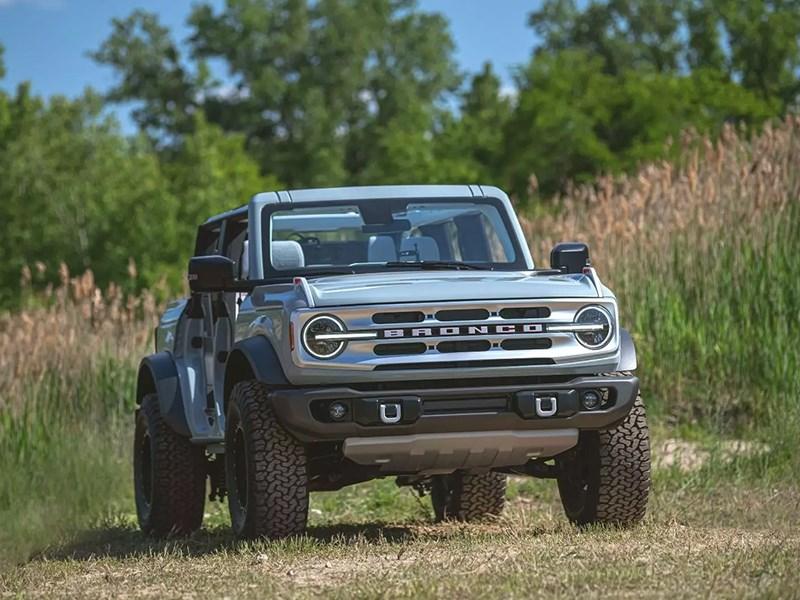 Ford занимается разработкой электрического Bronco