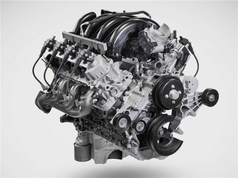 Ford готовит очень мощный двигатель