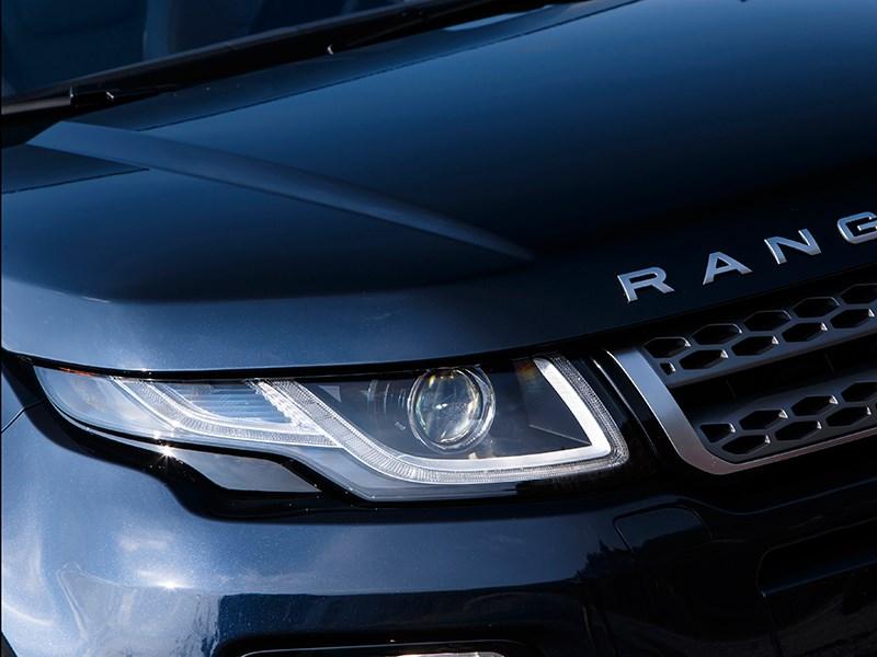 Land Rover Range Rover Evoque 2016 передняя фара