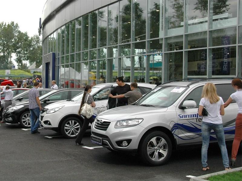 Продажи Hyundai и Kia в США падают на фоне растущего рынка