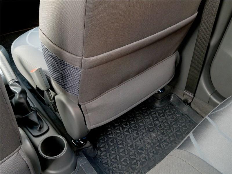 Ravon R2 2016 пассажирское кресло