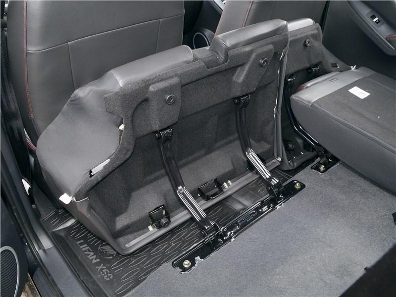 Lifan X60 2016 задний диван