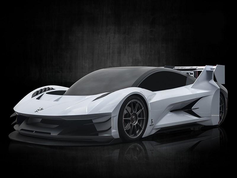 Bertone будут выпускать электрические спорткары
