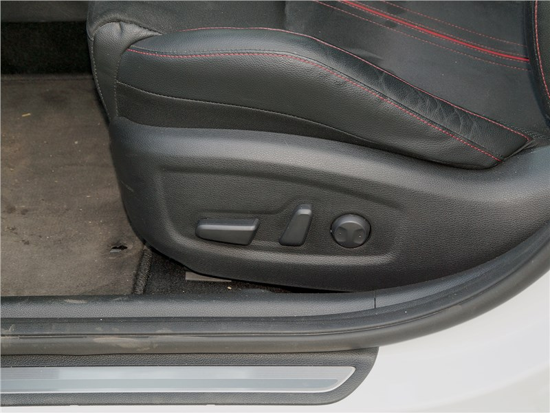 Kia ProCeed GT 2019 передние кресла