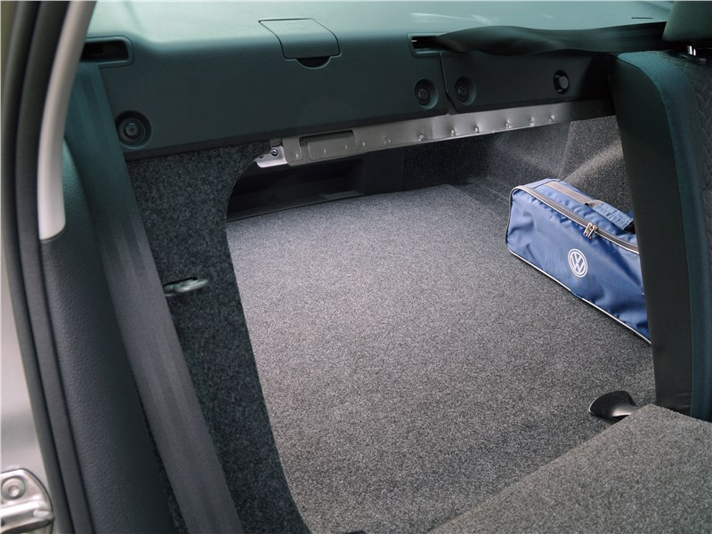 Volkswagen Polo Sedan 2016 багажное отделение