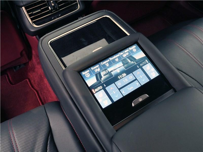Lexus LS 500 2018 Lexus LS 500 2018 сенсорный экран-пульт