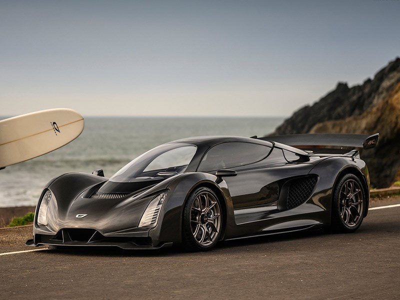 Американцы создали ответ Bugatti Chiron