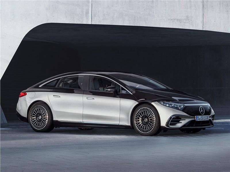 Mercedes везет в Россию две новинки