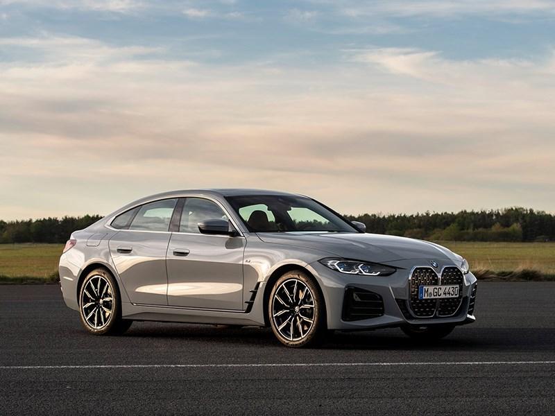 Новый BMW 4 Series приедет в Россию