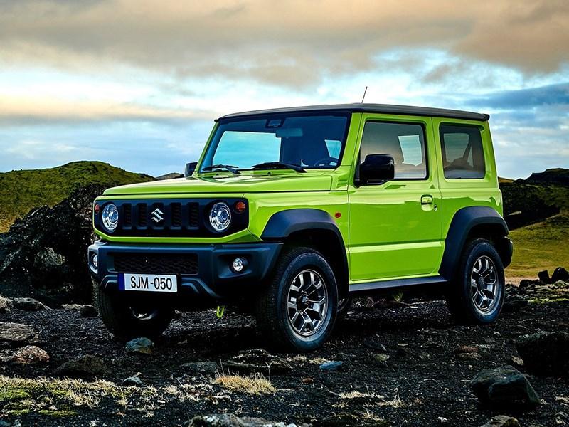 Suzuki отзывает более пяти тысяч Jimny в России