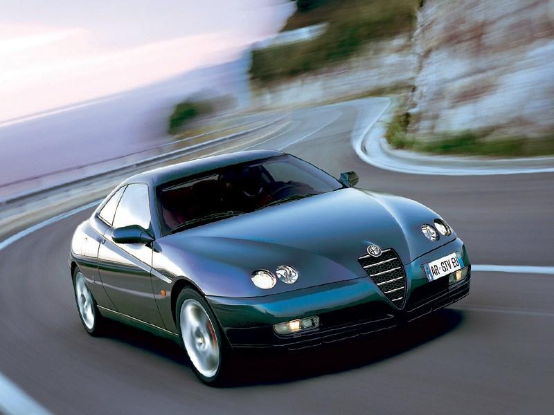 Alfa Romeo GTV будет возрожден