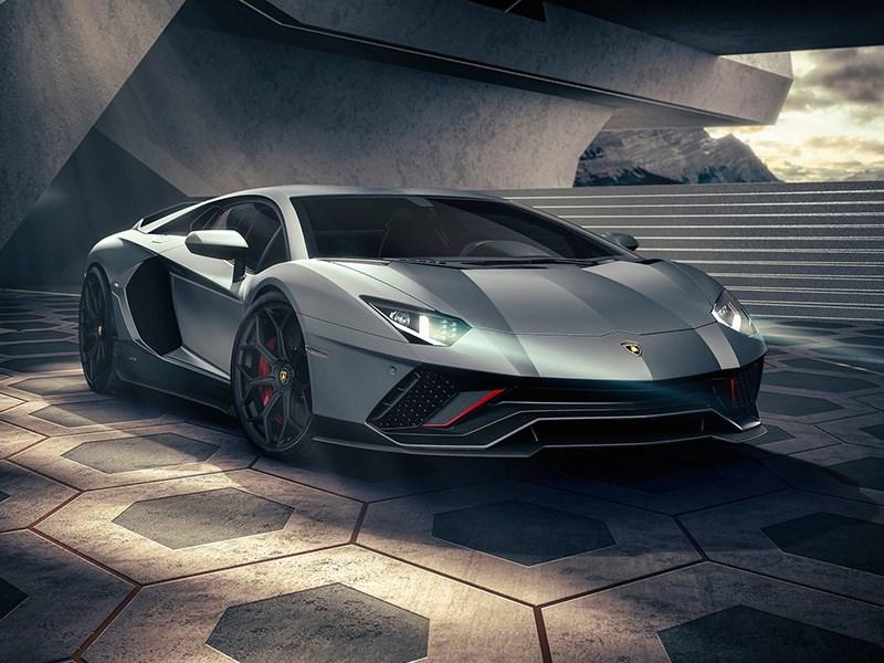 В Lamborghini представили прощальный Aventador