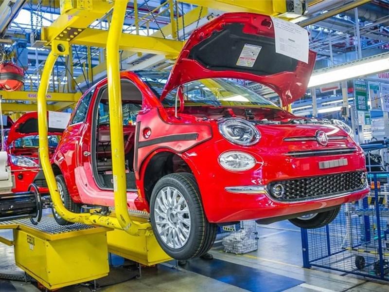В России возобновляется производство Fiat - новость от Fiat