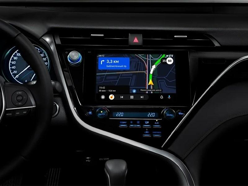 Самый популярный отечественный навигатор появился в сервисах CarPlay