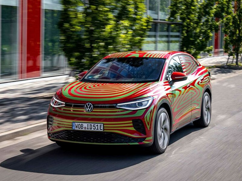 Volkswagen представил ID.5