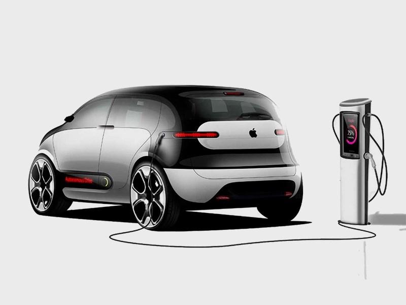 В Apple будут самостоятельно работать над автомобилем