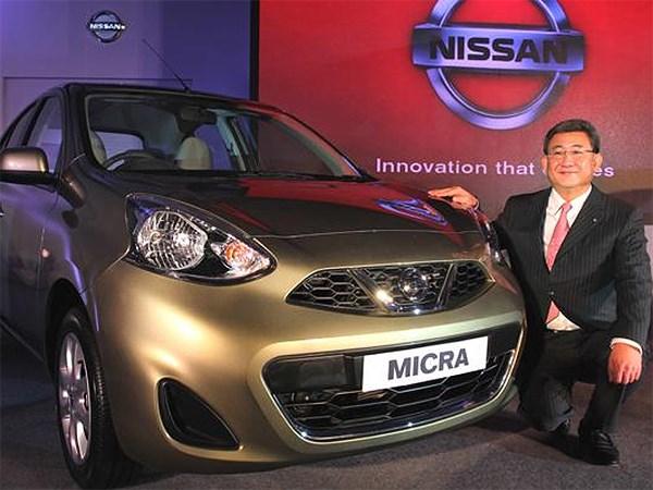 Nissan представил обновленный компактный хетчбэк Micra