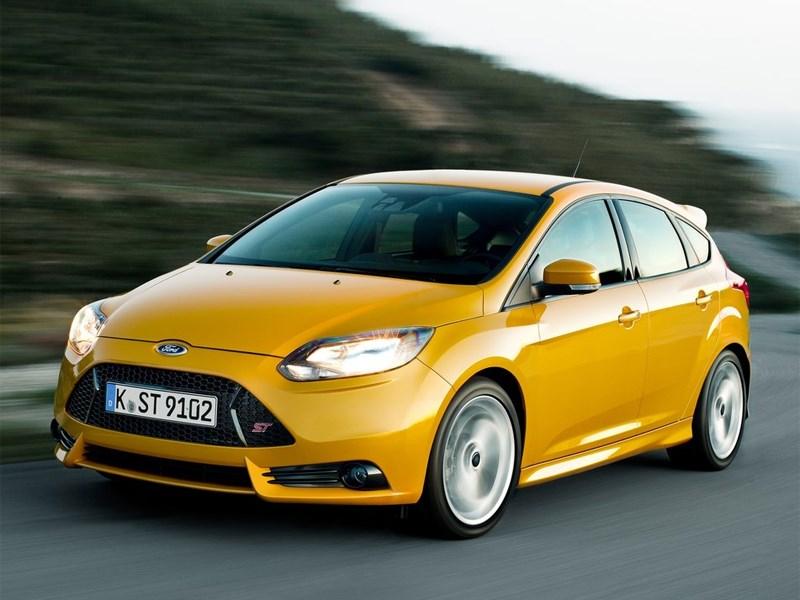 В российских салонах объявлены скидки на самые популярные модели Ford